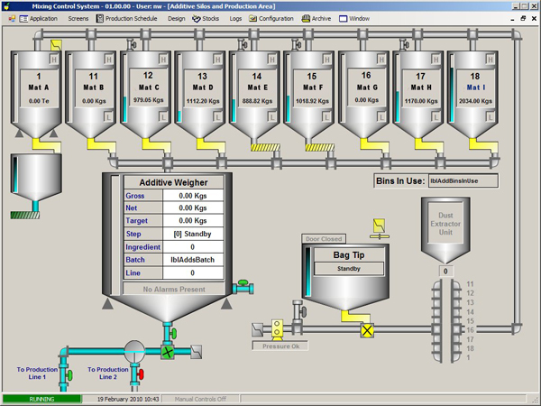 Tankfarm Loading & Offloading Systems