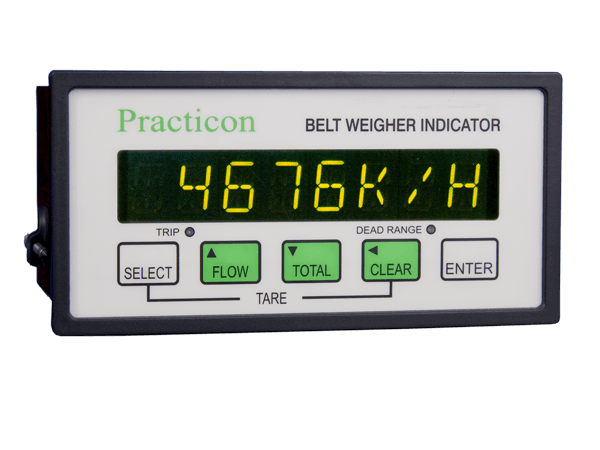 Belt Weigher Indicator