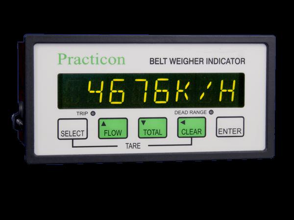 Belt Weigher Indicator