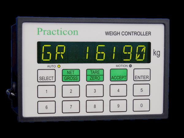 pr445s Weigh Controller